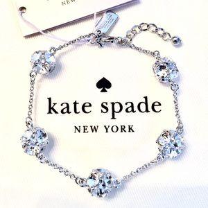 Kate Spade Silver Bracelet